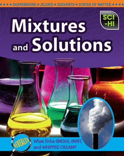 9781410933768: Mixtures and Solutions (Sci-Hi: Physical Science)