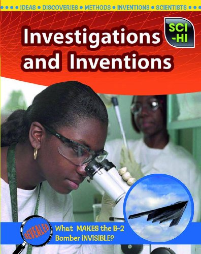 9781410933799: Inventions and Investigations (Sci-Hi)