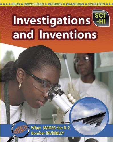 9781410933843: Inventions and Investigations (Sci-Hi: Physical Science)