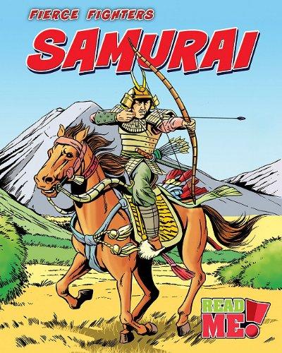 Samurai (Fierce Fighters): Charlotte Guillain
