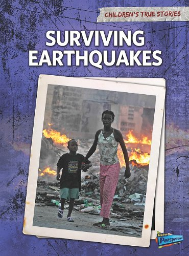 9781410940971: Surviving Earthquakes (Children's True Stories: Natural Disasters)