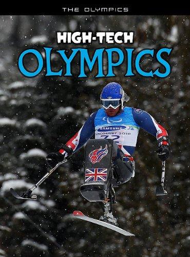 9781410941213: High-Tech Olympics (The Olympics)