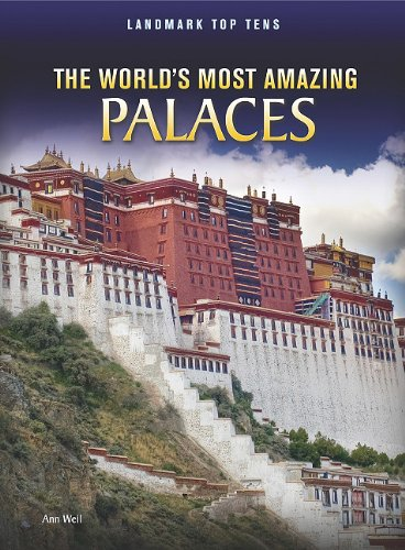 9781410942487: The World's Most Amazing Palaces (Landmark Top Tens)