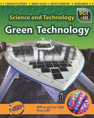 Green Technology (Sci-Hi: Science and Technology): Coad, John