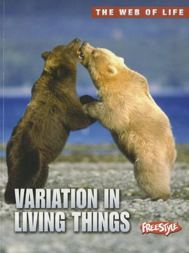 9781410944078: Variation in Living Things (The Web of Life)