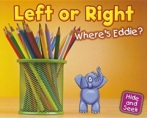 Left or Right: Where's Eddie?: Nunn, Daniel