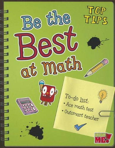 9781410947703: Be the Best at Math (Top Tips)