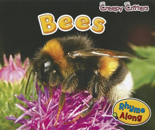 9781410948021: Bees (Creepy Critters)