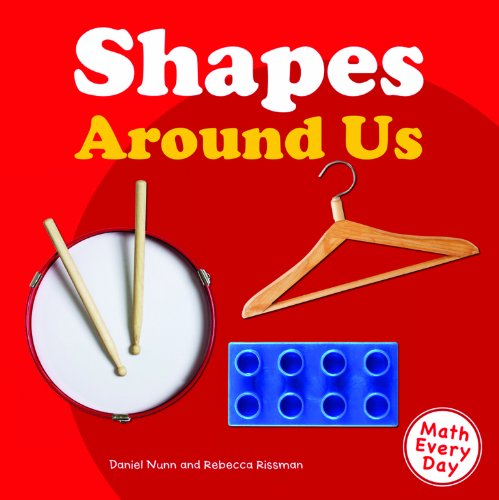 9781410948540: Shapes Around Us (Math Every Day)