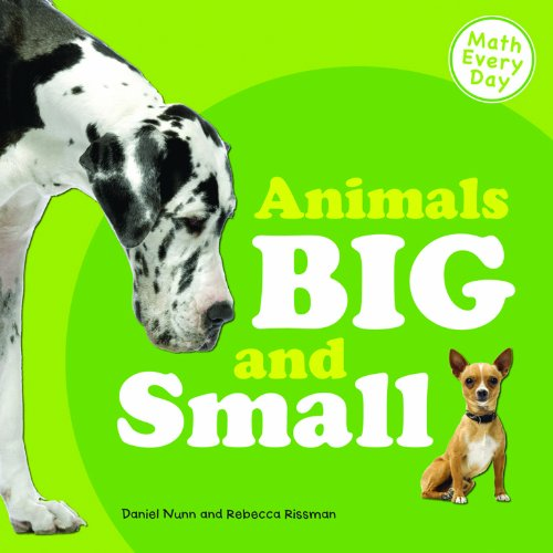 9781410948557: Animals Big and Small (Math Every Day)