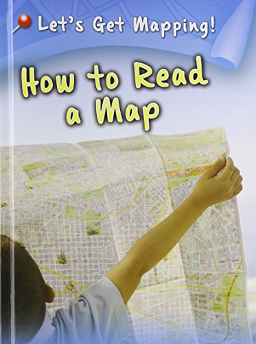 9781410948991: How to Read a Map (Let's Get Mapping!)
