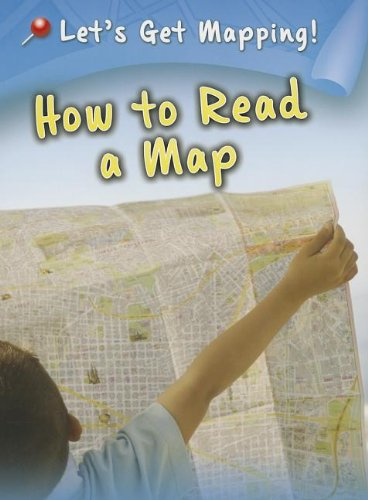 9781410949066: How to Read a Map (Let's Get Mapping!)