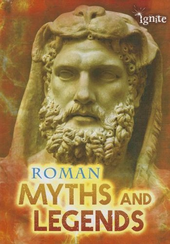 9781410949745: Roman Myths and Legends (All About Myths)