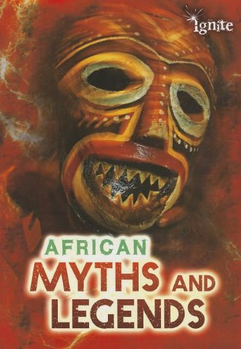 African Myths and Legends (All About Myths): Chambers, Catherine