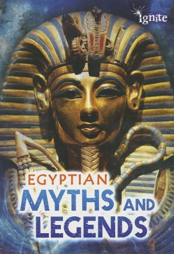 9781410949776: Egyptian Myths and Legends (All About Myths)