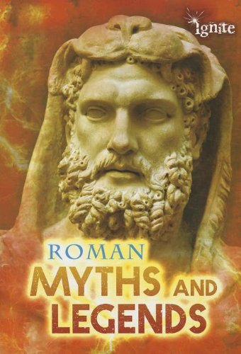 9781410949790: Roman Myths and Legends (All About Myths)