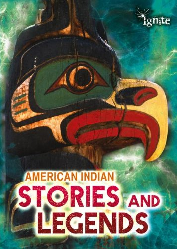 9781410954756: American Indian Stories and Legends (All About Myths)