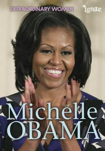 9781410959485: Michelle Obama (Extraordinary Women)