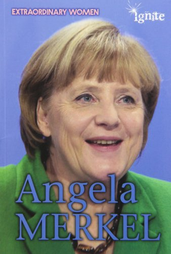 9781410959515: Angela Merkel (Extraordinary Women)