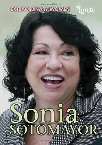 9781410959546: Sonia Sotomayor (Extraordinary Women)