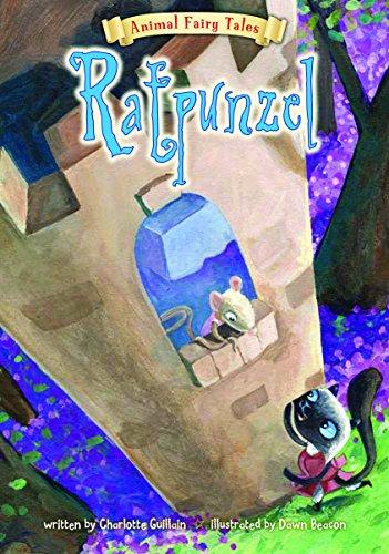 9781410961327: Ratpunzel (Animal Fairy Tales) Large