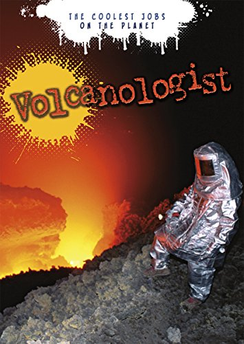 Volcanologist: The Coolest Jobs on the Planet: Hugh Tuffen