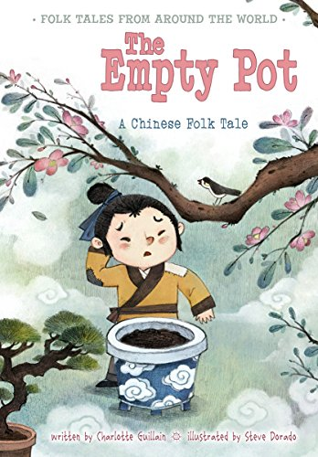 9781410966971: The Empty Pot: A Chinese Folk Tale (Folk Tales From Around the World)