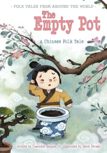 9781410967114: The Empty Pot: A Chinese Folk Tale (Folk Tales From Around the World)