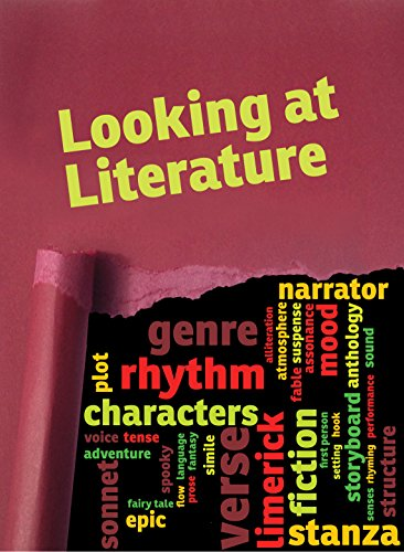 9781410968319: Looking at Literature: What are novels, graphic novels, short stories, and poems? (Connect with Text)