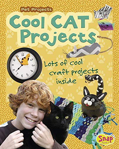 Cool Cat Projects (Pet Projects): Thomas, Isabel