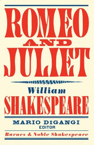 9781411400368: Romeo and Juliet (Barnes & Noble Shakespeare)