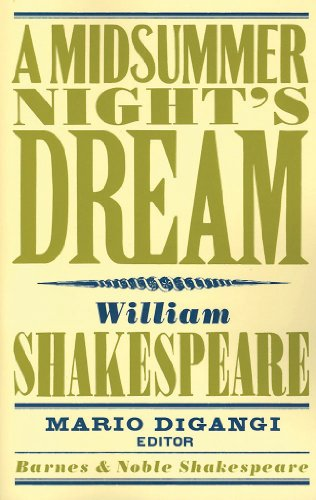 Midsummer'S Night Dream, A