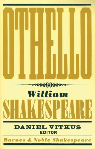 Image result for othello barnes and noble cover