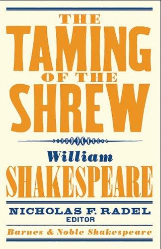 9781411400412: Taming of the Shrew (Barnes & Noble Shakespeare)