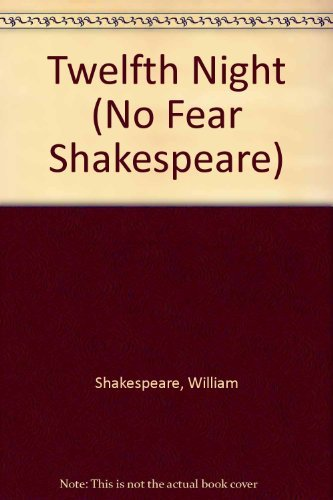 9781411400498: Spark Notes: Twelfth Night (No Fear Shakespeare)