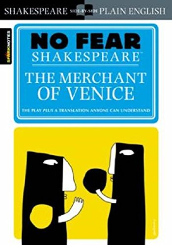 9781411400511: Spark Notes: The Merchant of Venice (No Fear Shakespeare)