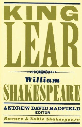 King Lear (Barnes & Noble Shakespeare): William Shakespeare