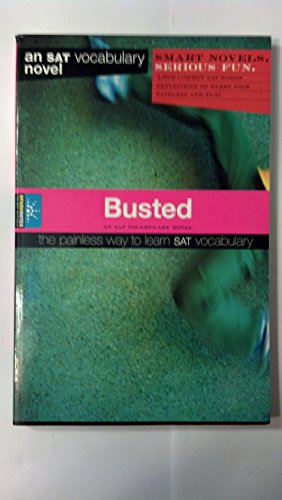 Busted: An SAT Vocabulary Novel: Emma Harrison