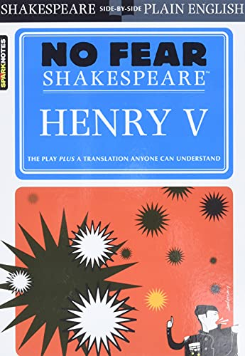 9781411401037: Henry V (No Fear Shakespeare)