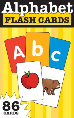 9781411401280: Alphabet (Flash Kids Flash Cards)