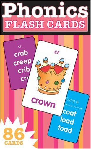 9781411401297: Phonics (Flash Kids Flash Cards)