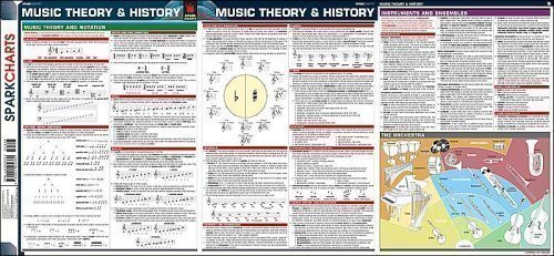 9781411402331: Music Theory and History SparkCharts