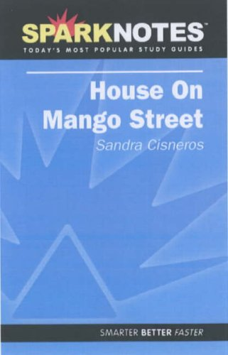 9781411402560: House on Mango Street (SparkNotes Literature Guide)