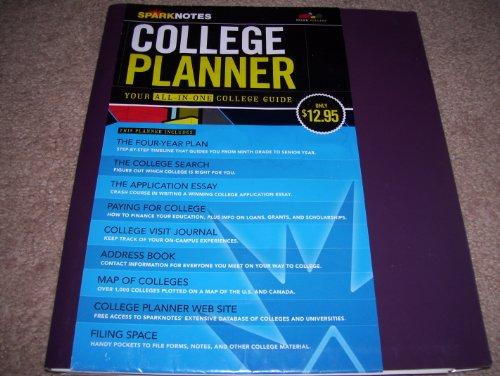 9781411402805: College Planner