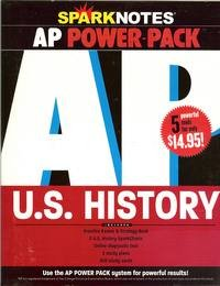 9781411402898: AP U.S. History Power Pack (SparkNotes Test Prep)