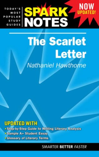 9781411403222: The Scarlet Letter (No Fear) (Spark Notes Literature Guide)