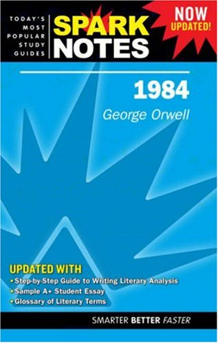9781411403246: 1984 by George Orwell (SparkNotes Literature Guide)