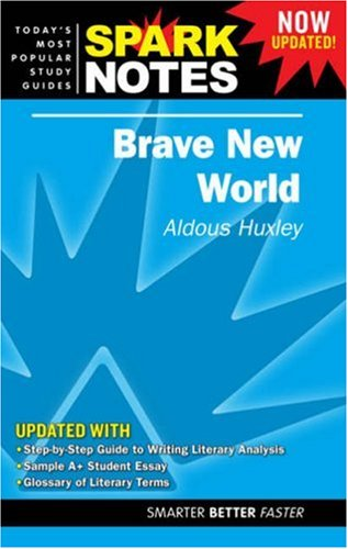 Brave New World: aldous-huxley