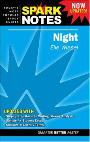 night by elie wiesel pdf book