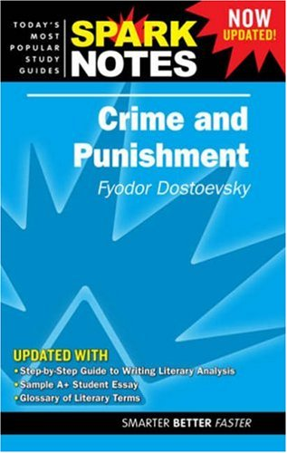 CRIME AND PUNISHMENT SPARKNOTES EBOOK DOWNLOAD